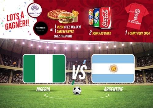 Pronostique les matchs et gagne avec Coca-Cola