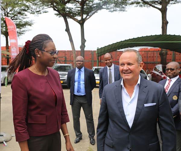 Le ministre Ndaot salue l'exemplarité de la Sobraga