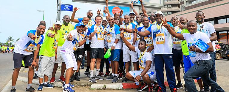 Le 6e Marathon du Gabon tient ses promesses !