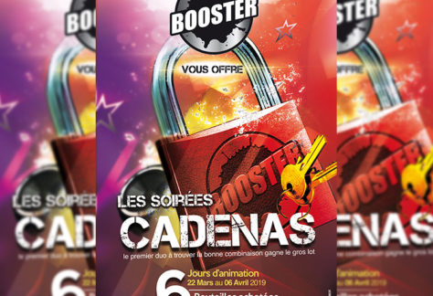 Soiree booster