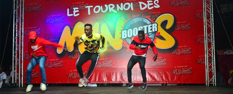 Booster fait danser la Classic à Libreville