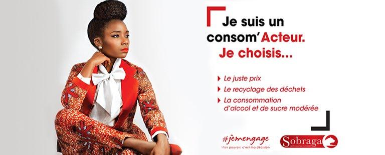 Sobraga lance sa campagne « Consommation responsable »