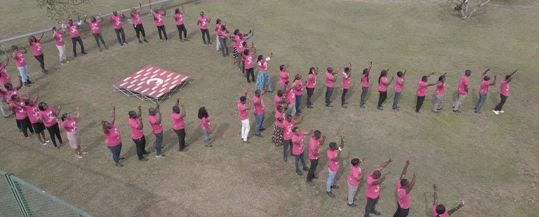 Sobraga mobilise ses employés pour la lutte contre les cancers féminins
